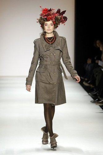 Berlin Fashion Week: Scherer González Fall 2009