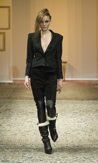 Stockholm Fashion Week: Carin Wester Fall 2009