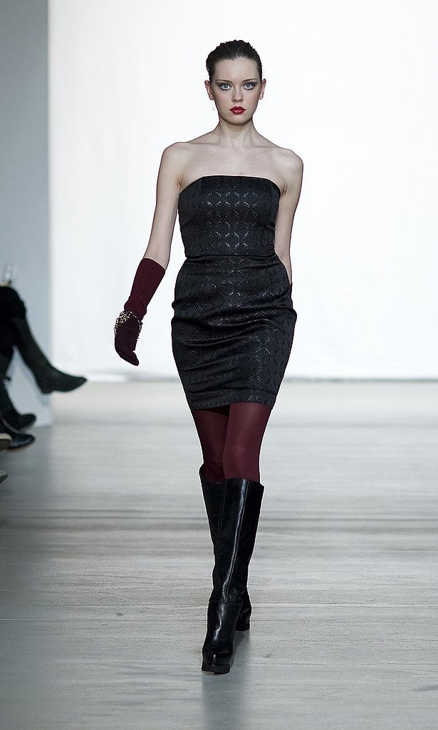 Stockholm Fashion Week: Tiger Of Sweden Fall 2009