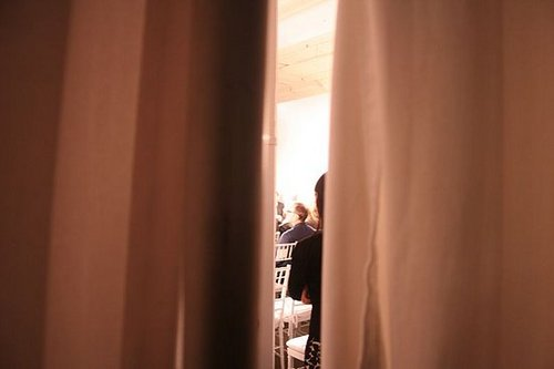 Behind The Curtain and Backstage at Jason Wu Fall 2008