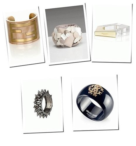 Five Designer Bangles If You Dare