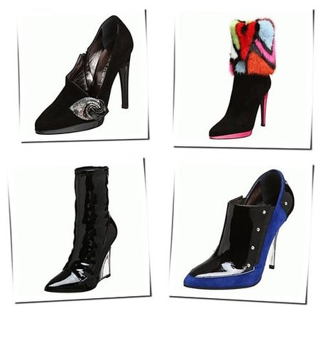 Casadei Shoes: Capture Your Seventy + Side