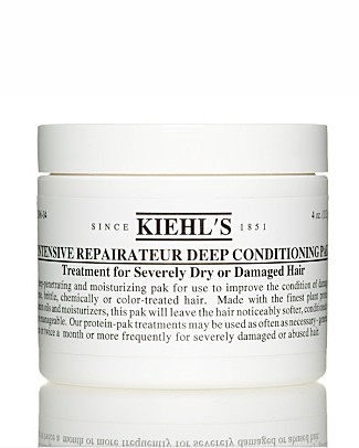 Hair Repair: Khiel's Intensive Deep Conditioning Pak $18 @ Bloomingdales