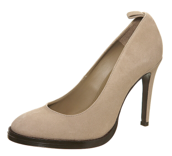 Preen for Topshop Suede Heels Was $190 Now $90 @ Topshop
