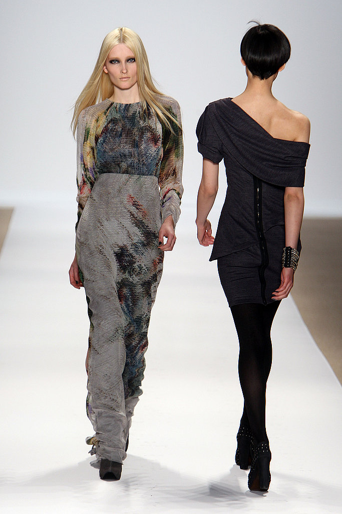 Yigal Azrouel Rocks It Out for Fall 2009
