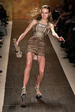 Herve Leger Fall 2009: Full of Model Falls