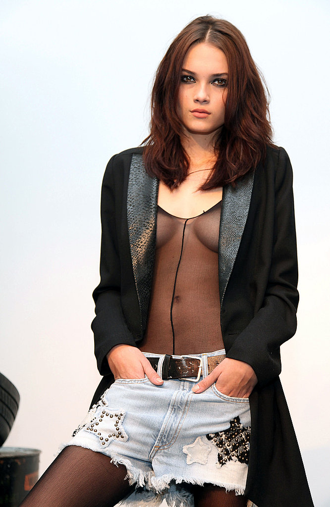 Wasson for RVCA Fall 2009: Leather with a Side of Jello Shots