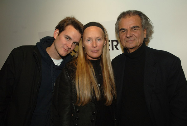 Victor, Mia, and Patrick Demarchelier