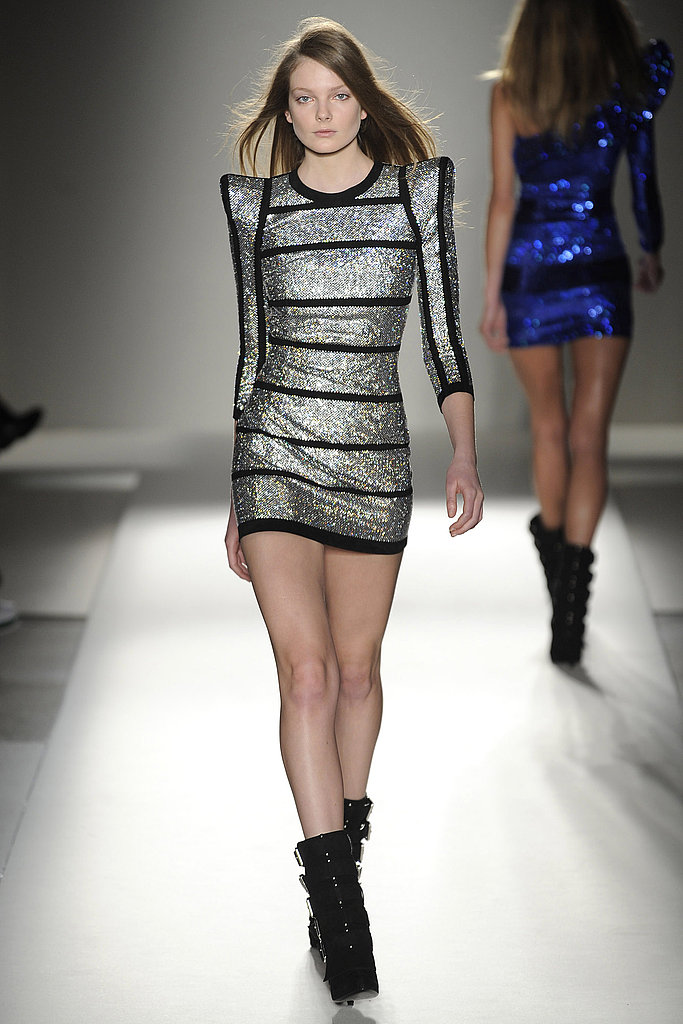 Balmain Fall 2009: More of the Same May Not Be Enough