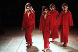 "Yohji Yomamoto Fall 2009: ""Bloody"" Beauties"