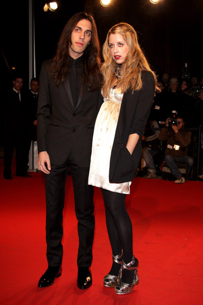 Blake Wood, Peaches Geldof