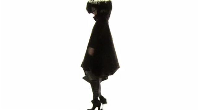 Gareth Pugh's Fall 2009 Surprise: Video, Not Runway Presentation