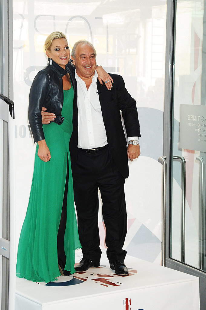 Kate Moss, Philip Green
