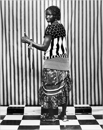 """Prints and the Revolution"" by Malick Sidibé, 4.1.2009"