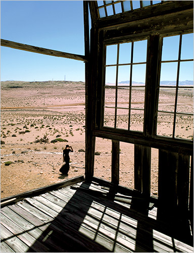 """Once Upon a Time in Namibia"" by Norbert Schoerner"