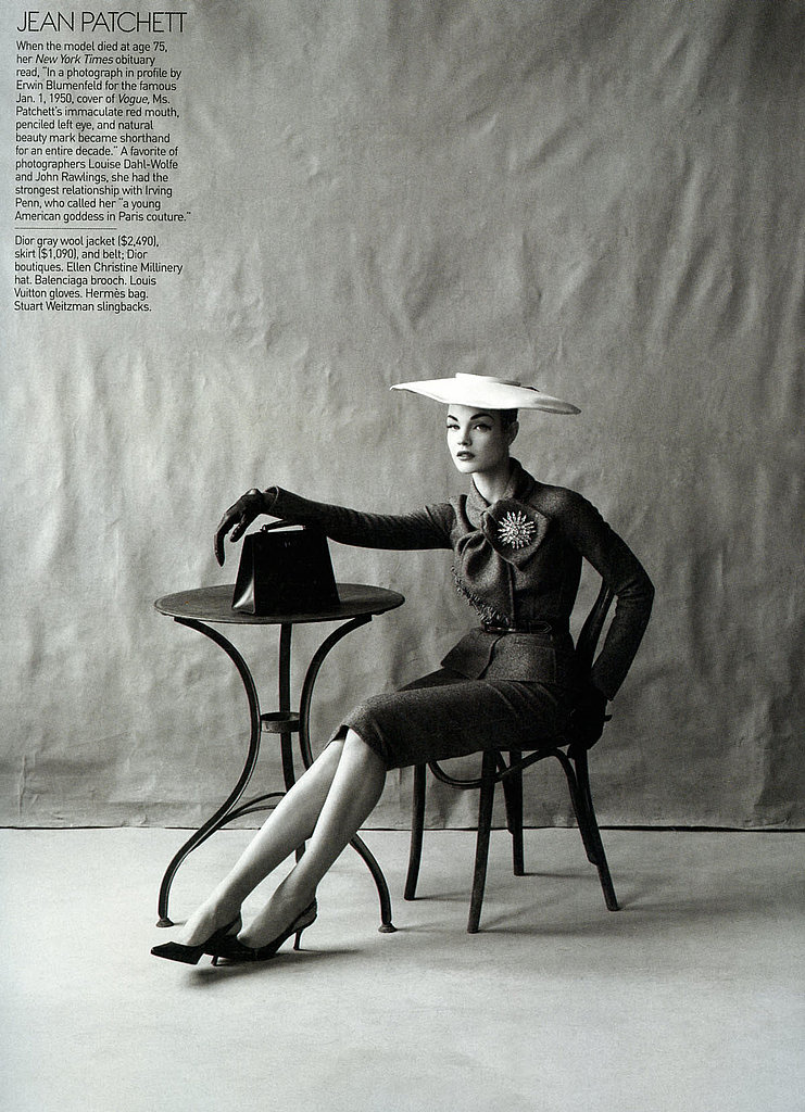 Natalia Vodianova as Twiggy