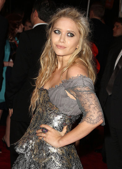 Mary-Kate Olsen in Christian Lacroix Couture