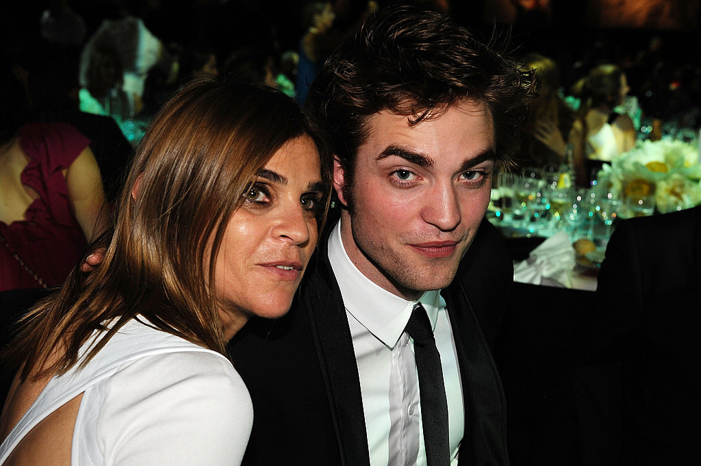 Carine Roitfeld, Robert Pattinson