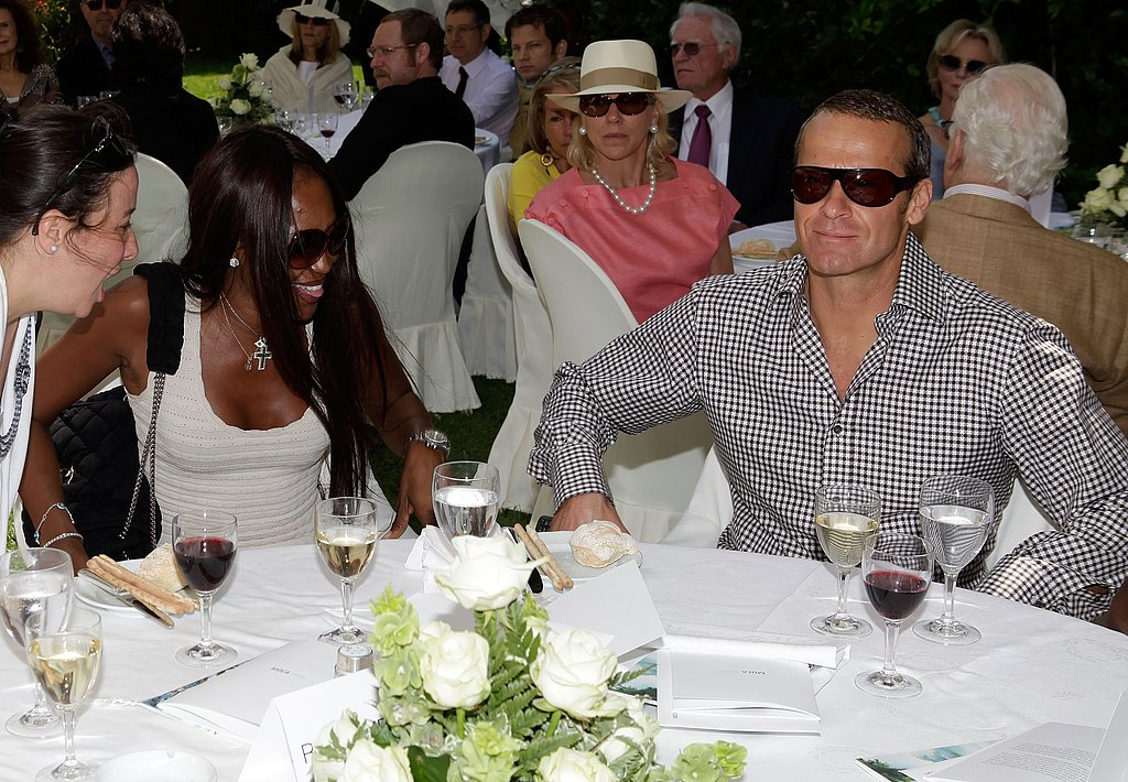 June 3: Naomi Campbell and Vladislav Doronin at MOCA New Luncheon