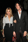 June 4: Carine Roitfeld and Vladimir Restoin-Roitfeld at Missoni Dinner Party