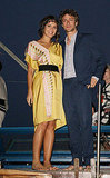 June 4: Margherita Missoni and Francesco Carrozzini at Missoni Dinner Party