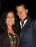 June 4: Angela Missoni and Stefano Tonchi at Missoni Dinner Party