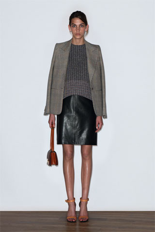First Taste of Phoebe Philo at Celine for Cruise 2010