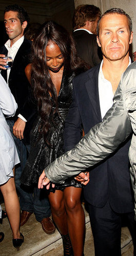 Miuccia Prada Descends, Naomi Campbell Causes Commotion at the 2009 Venice Biennale