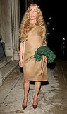 June 5: Franca Sozzani at L'Uomo Vogue's Art Issue Opening Party