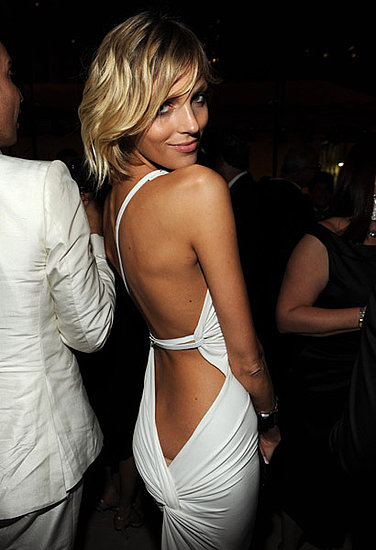 Anja Rubik in Kaufman Franco