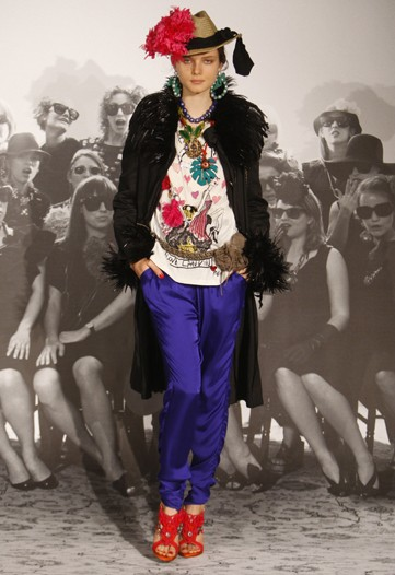 Alber Elbaz Wants to Satiate Your Needs with Lanvin Cruise 2010