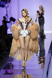 Jean Paul Gaultier Goes Old Hollywood for Fall 2009 Couture