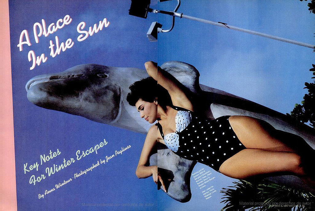Dec. 1982: A Place In the Sun