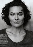 Peter Lindbergh Goes Light on Retouching Again, This Time with Supermodels for Harper's Bazaar