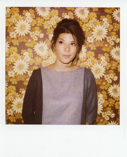 Scott Sternberg Turns His Polaroid Lens on Marisa Tomei for Boy Fall 2009