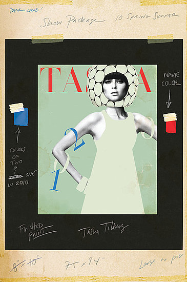 Tasha Tilberg, Ymre Stiekema Go '60s Avedon for Show Package; Irina Lazareanu To Make Runway Return?