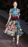 Marco Zanini Takes Second Rochas Collection to Runway for Spring 2010
