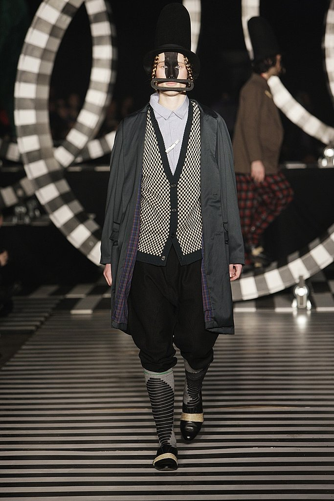 Copenhagen Fashion Week: Henrik Vibskov Fall 2009