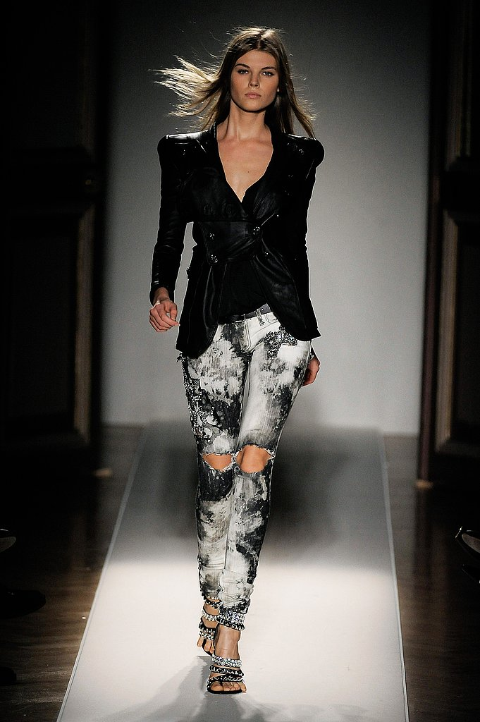 Paris Fashion Week: Balmain Spring 2009