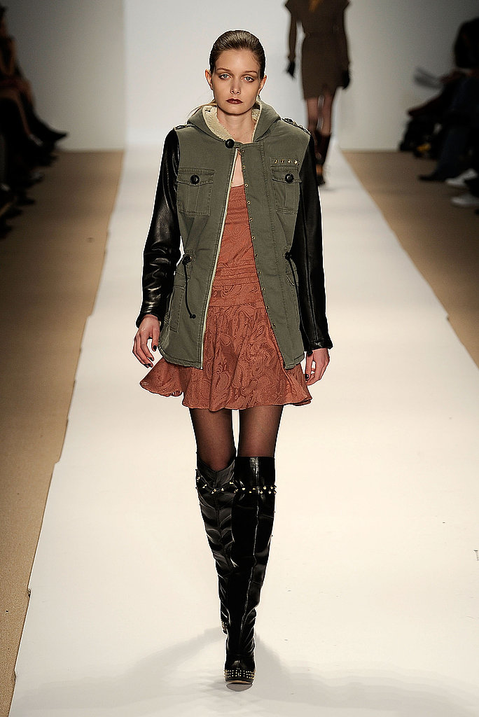 New York Fashion Week: Charlotte Ronson Fall 2009
