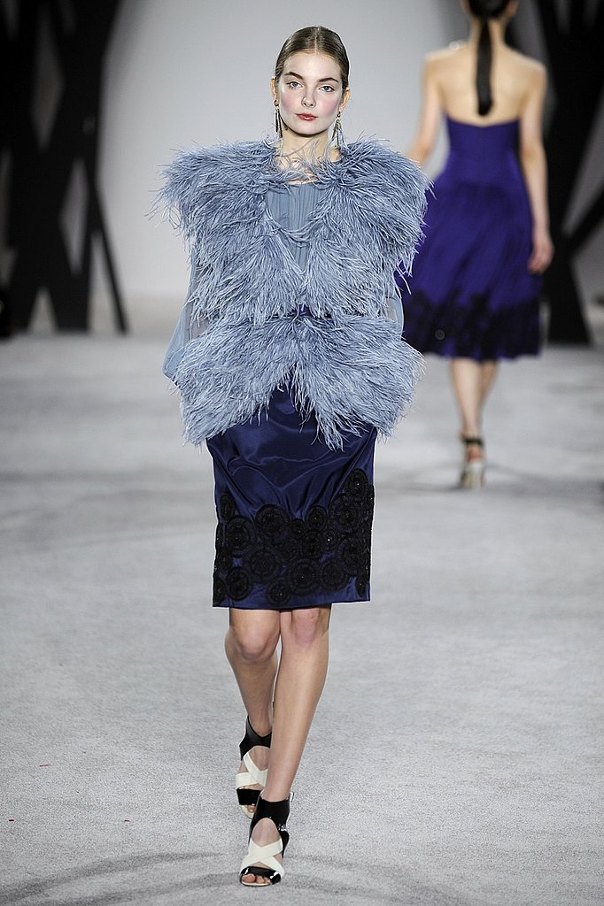 New York Fashion Week: Jason Wu Fall 2009