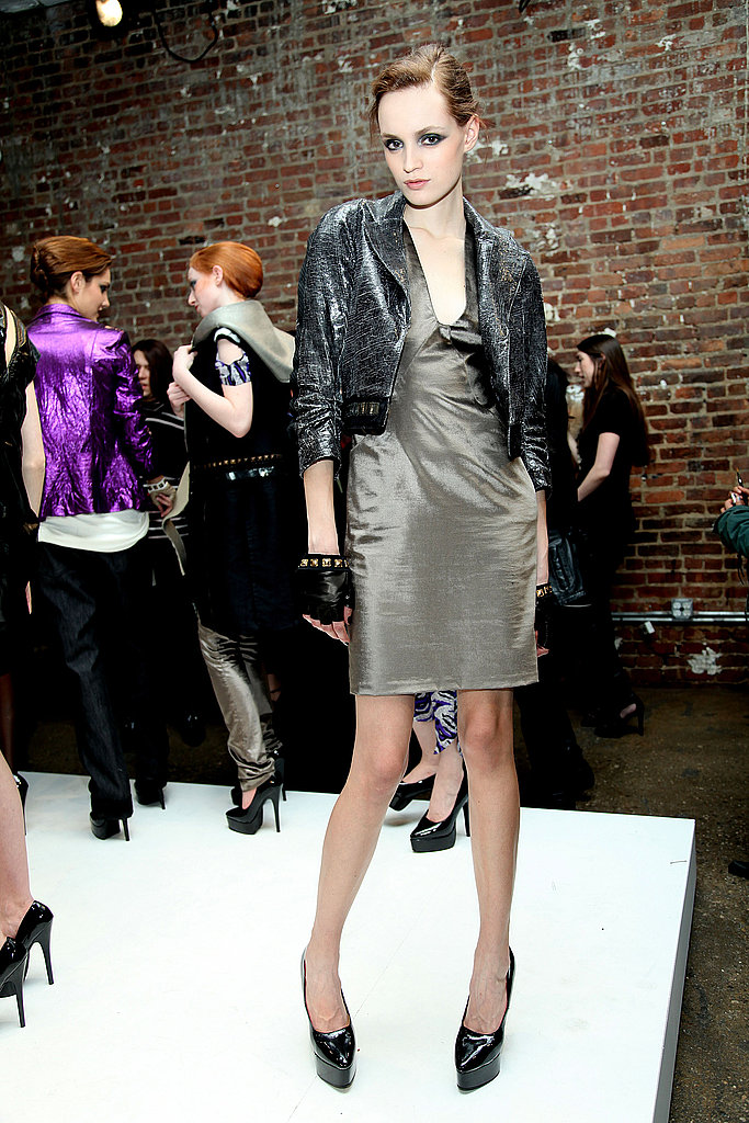 New York Fashion Week: Elise Overland Fall 2009