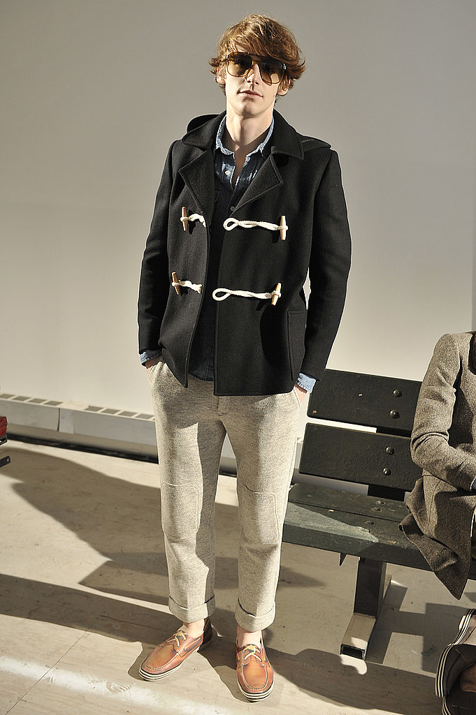 New York Fashion Week: Band Of Outsiders/Boy Fall 2009