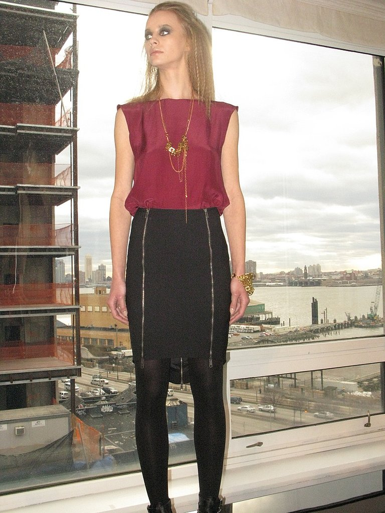New York Fashion Week: Geren Ford Fall 2009