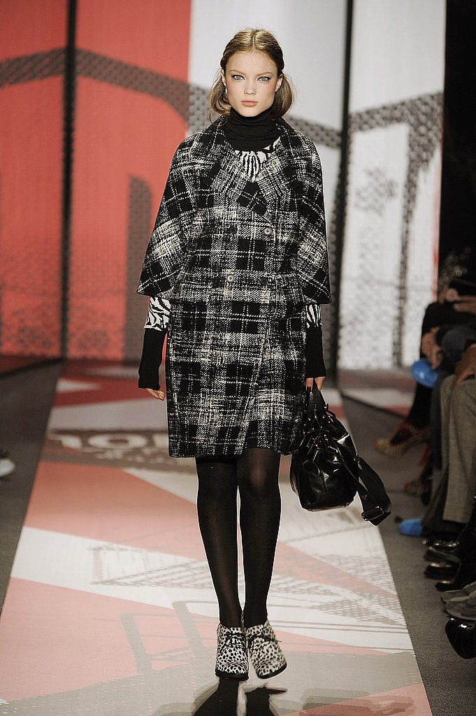 New York Fashion Week: DKNY Fall 2009