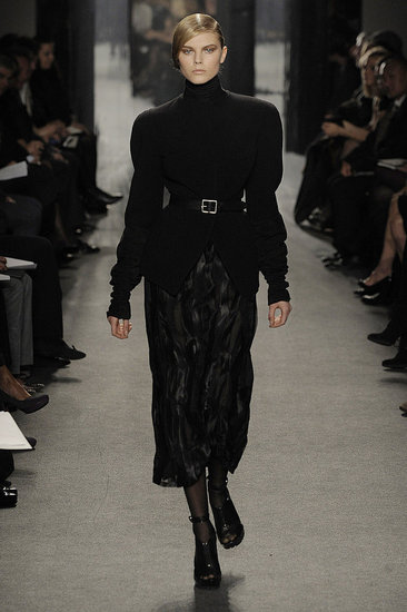 New York Fashion Week: Donna Karan Collection Fall 2009