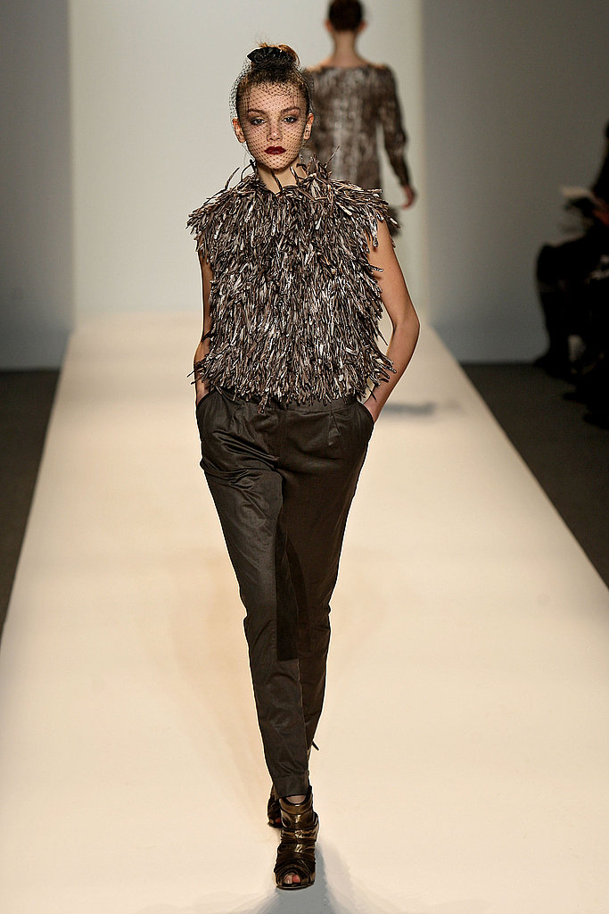 New York Fashion Week: Cynthia Steffe Fall 2009