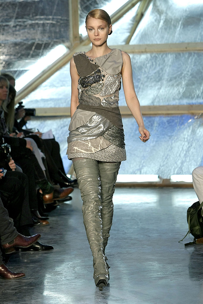 New York Fashion Week: Rodarte Fall 2009