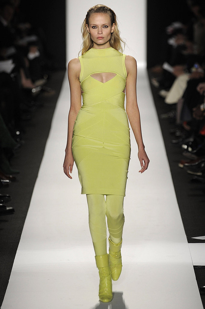 New York Fashion Week: Narciso Rodriguez Fall 2009 Video