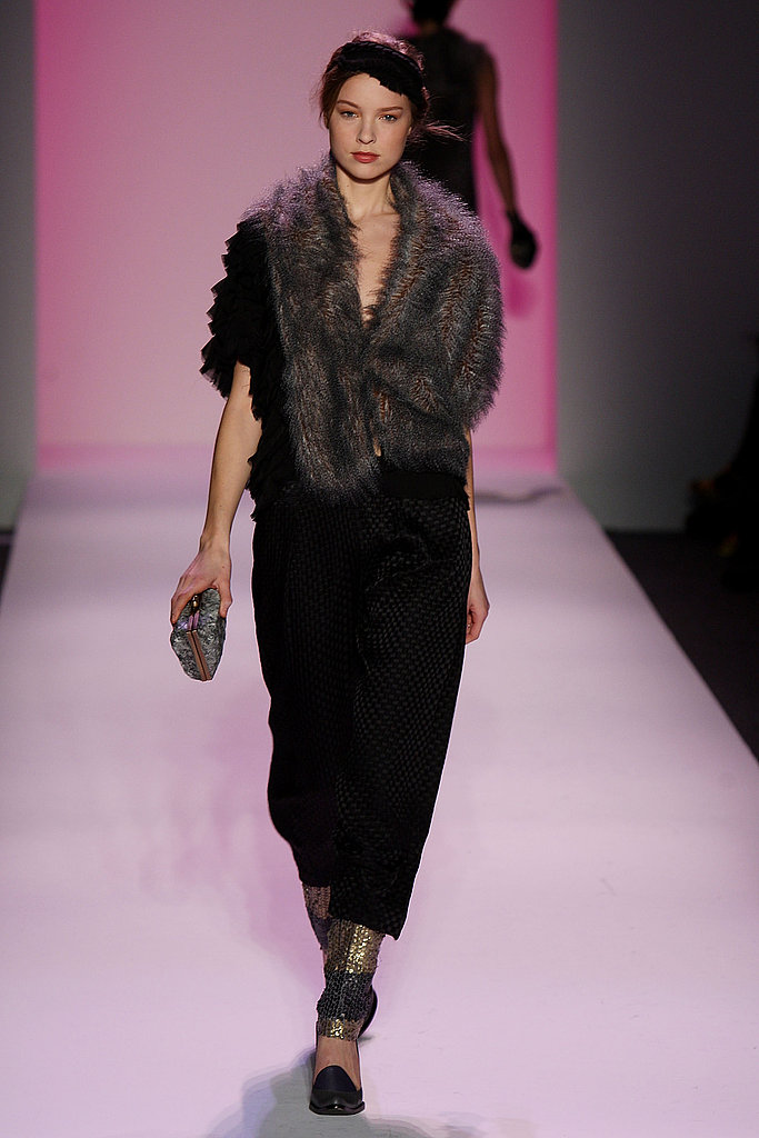 New York Fashion Week: Alexandre Herchcovitch Fall 2009